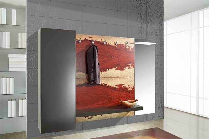 designer möbel vulkanischem stoff vulkan dekorativ